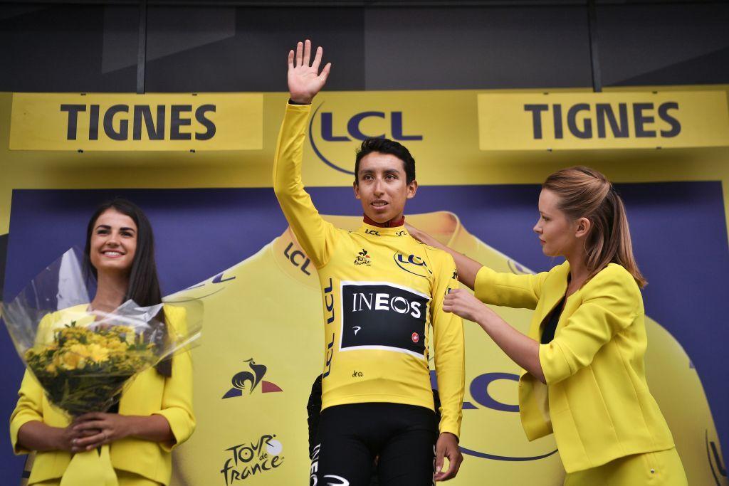Egan Bernal målretter Tour de France i 2021