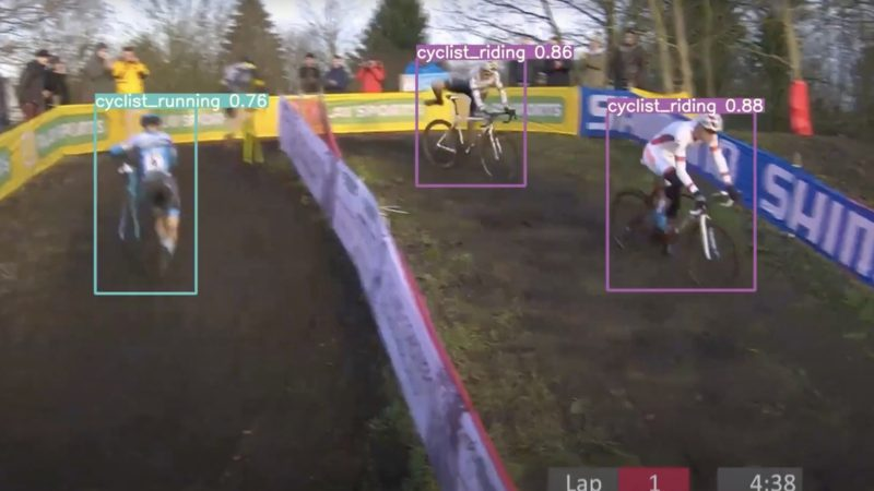 Could AI be the future of bike race coverage?