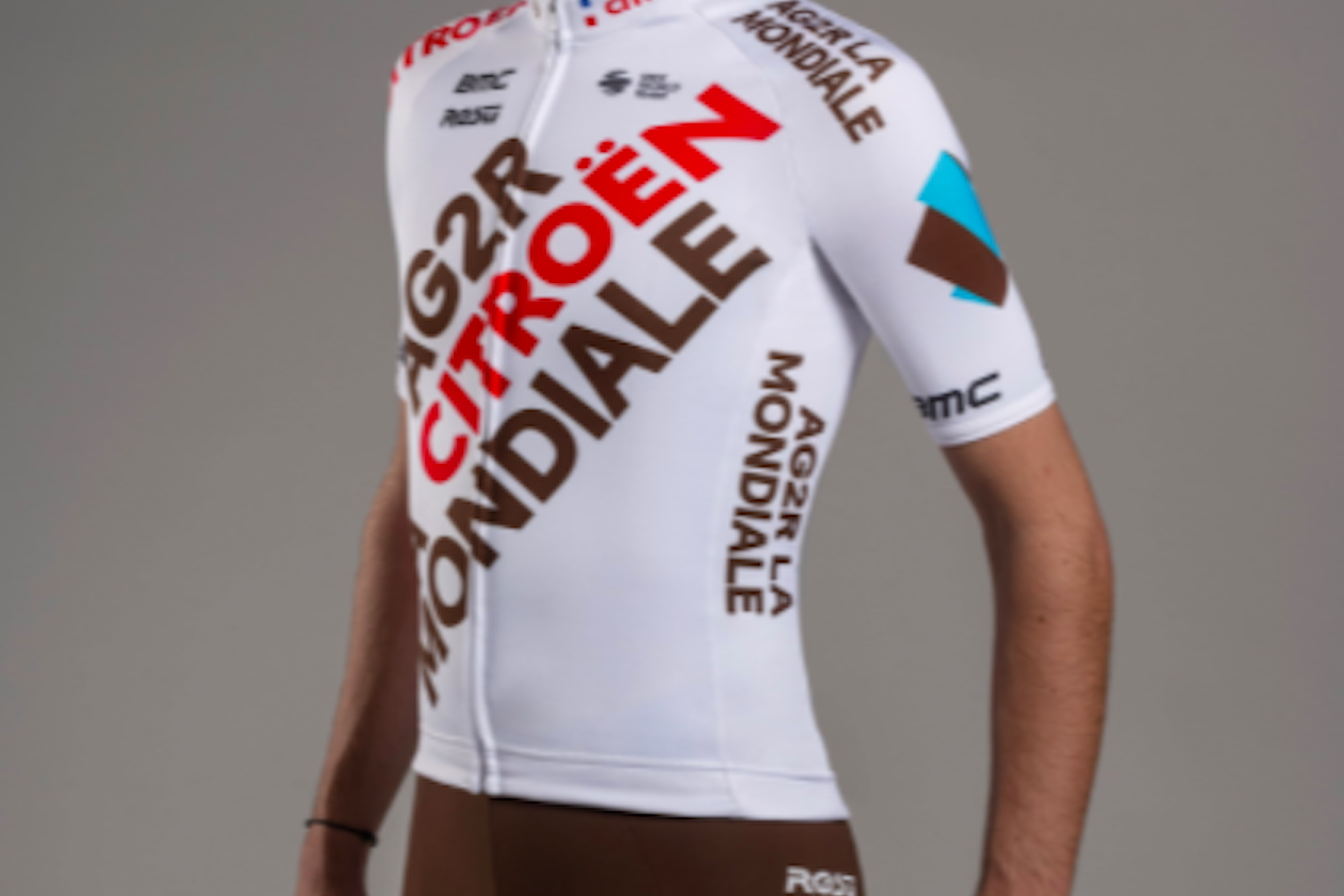 Ag2r La Mondiale unveil their new kit for 2021…and the brown shorts are staying