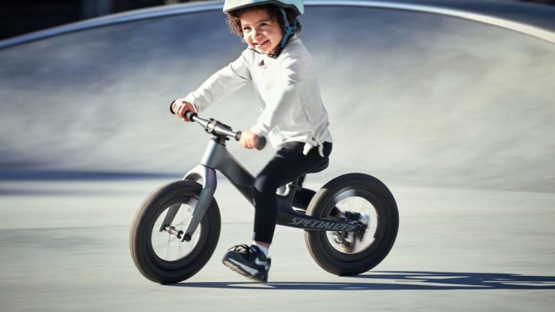 Specialized Hotwalk Carbon: Meet the $1,000 Bike for Toddlers