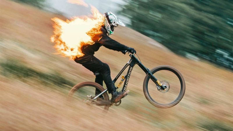 Must Watch: The Old World burns across Europe on every type of BMX & mountain bike