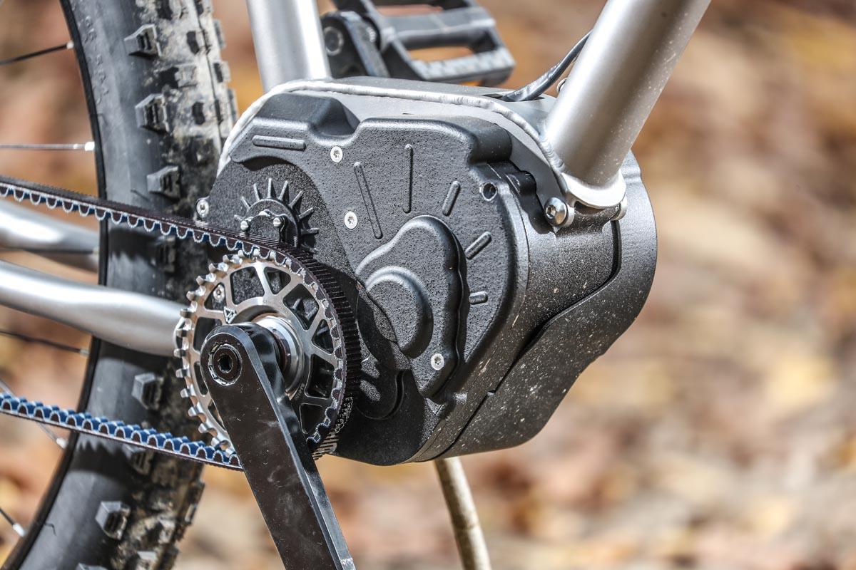 Valeo kombinerer elmotor med automatisk transmission for at revolutionere e-cykler