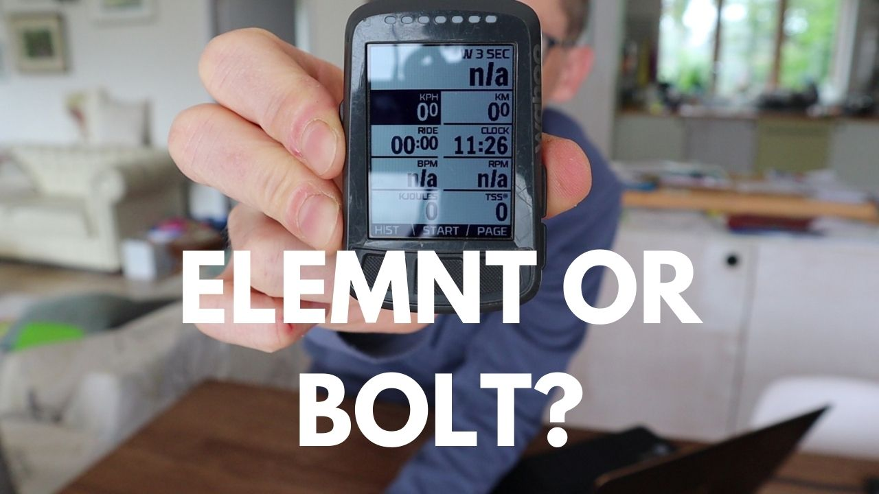 Wahoo ELEMNT vs ELEMNT BOLT – What Are The Differences (And Which Is Better)?