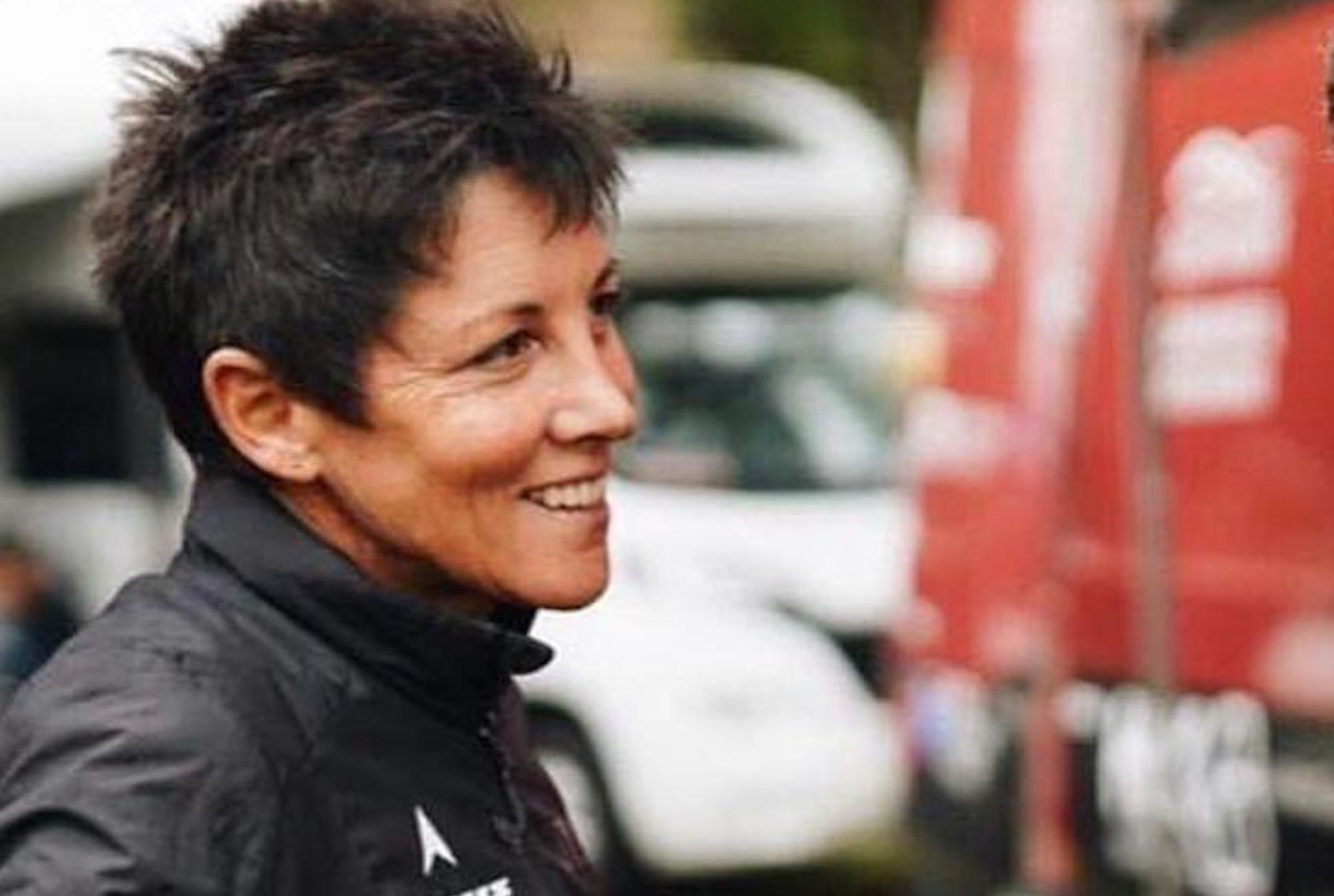 Cherie Pridham wordt de eerste vrouw die de rol van sportdirecteur op zich neemt op WorldTour-niveau voor mannen