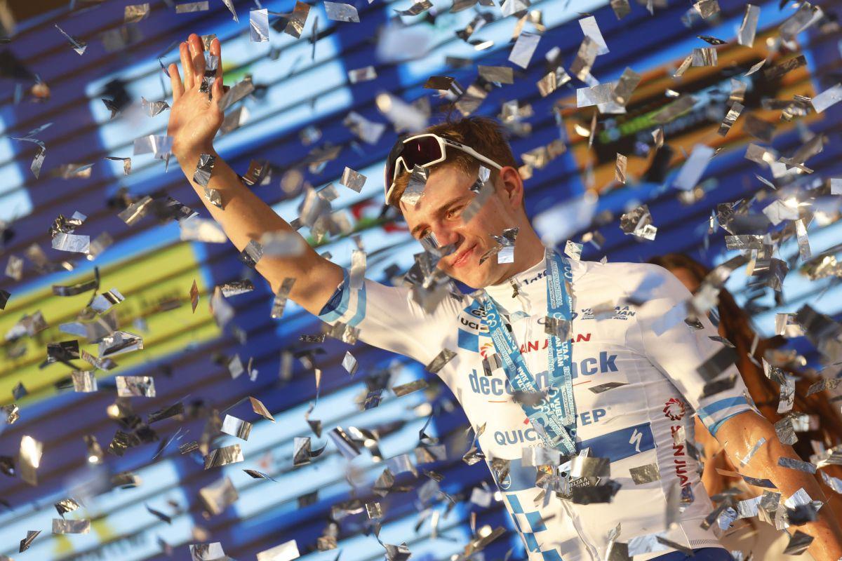 Décision sur l'équipe européenne invite à 2021 Vuelta a San Juan attendue lundi