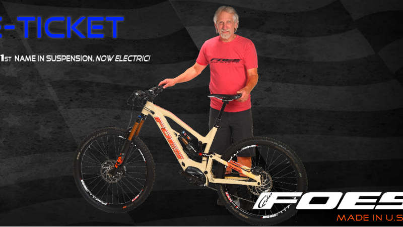 Foes Racing Offers an E-Ticket to Ride with electric MTB and Fat Bike options