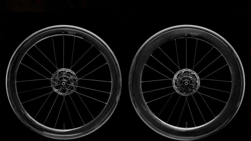 El tejido de carbono está de vuelta con los nuevos juegos de ruedas Fulcrum Speed CMPTZN