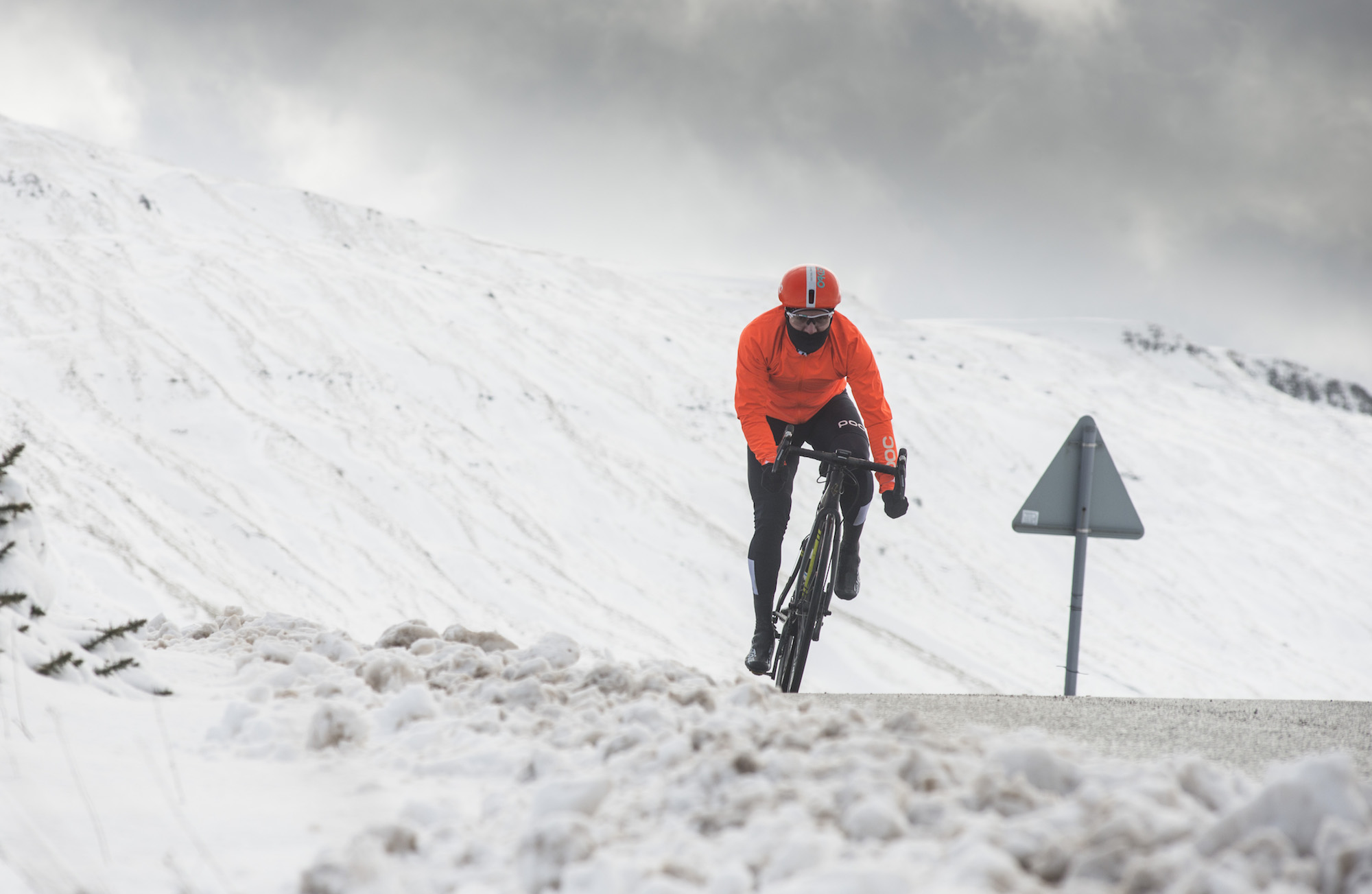 What clothing you need to survive the wettest, coldest days on a bike