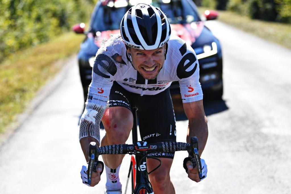 Versatility key as Nicolas Roche looks to keep racing until 40