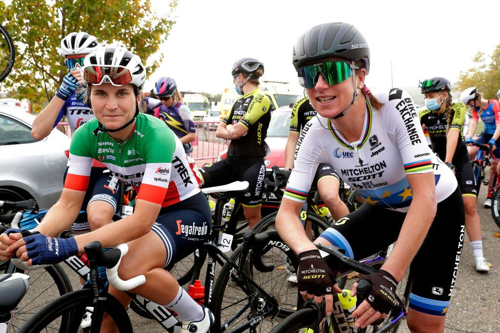 Annemiek van Vleuten declined a deal with Trek-Segafredo