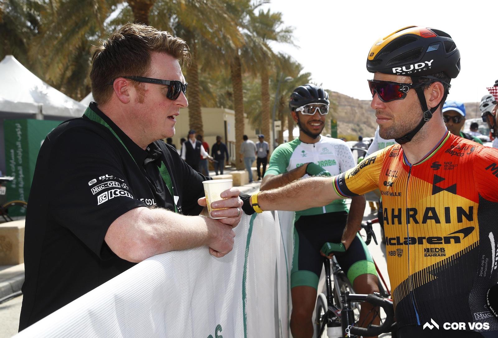 Rod Ellingworth quitte Bahreïn-McLaren