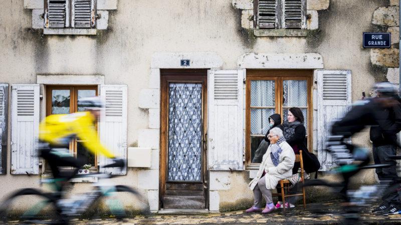 Las mejores imágenes de 2020: aficionados del París-Niza – VeloNews.com