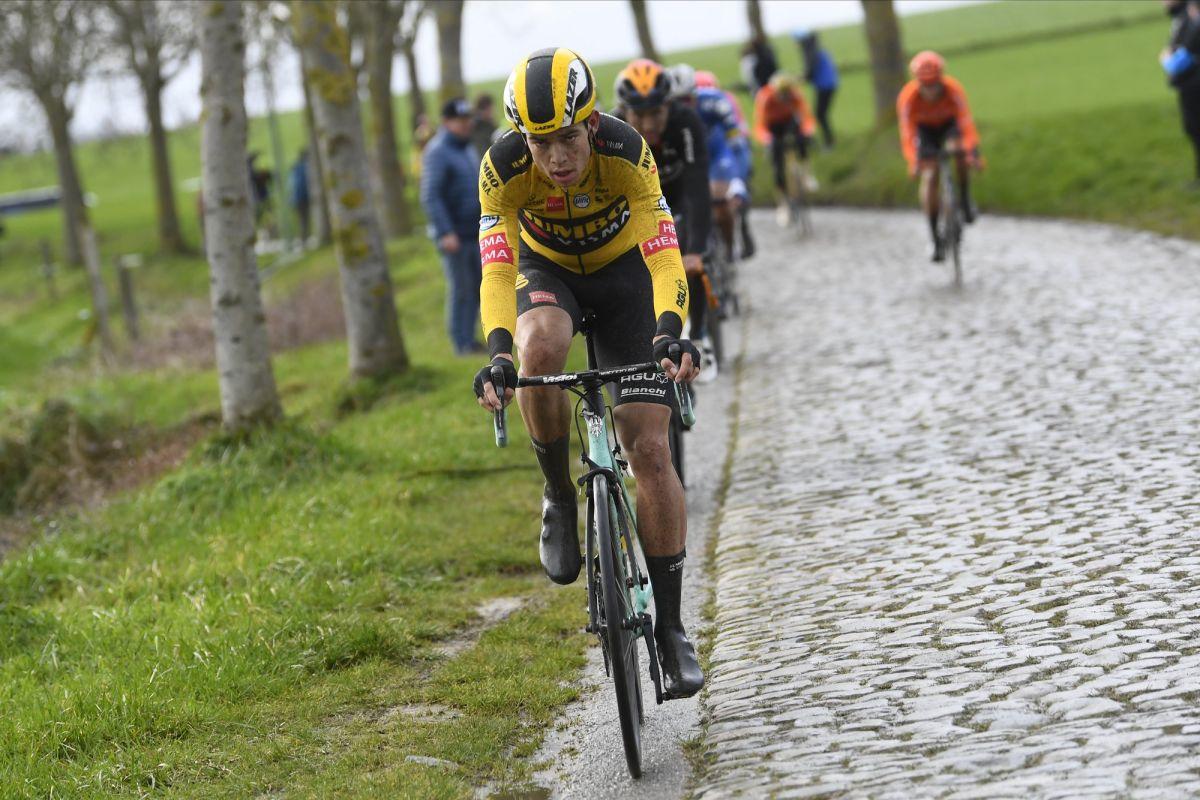 Wout van Aert wins Crystal Bike award