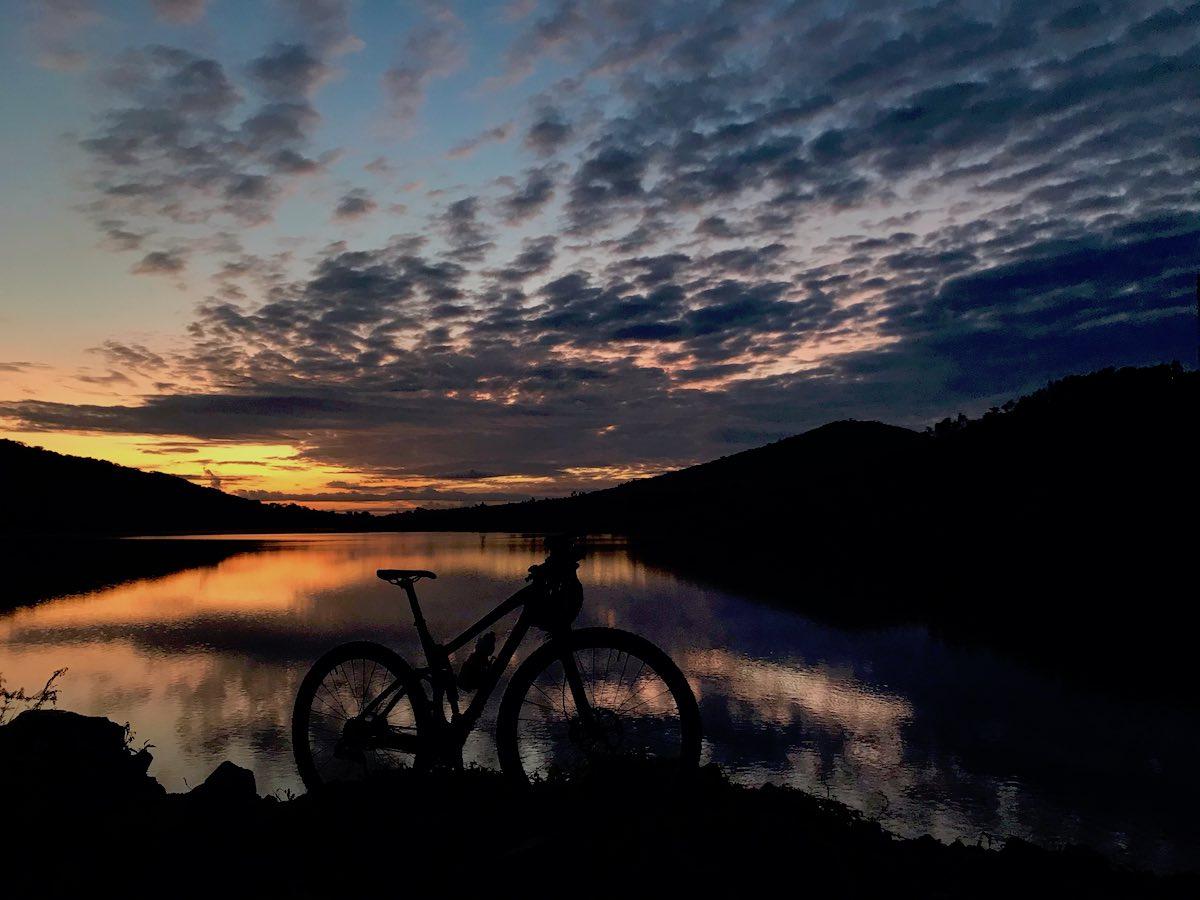 Bikerumor Pic Of The Day: Early Morning in Tanzania