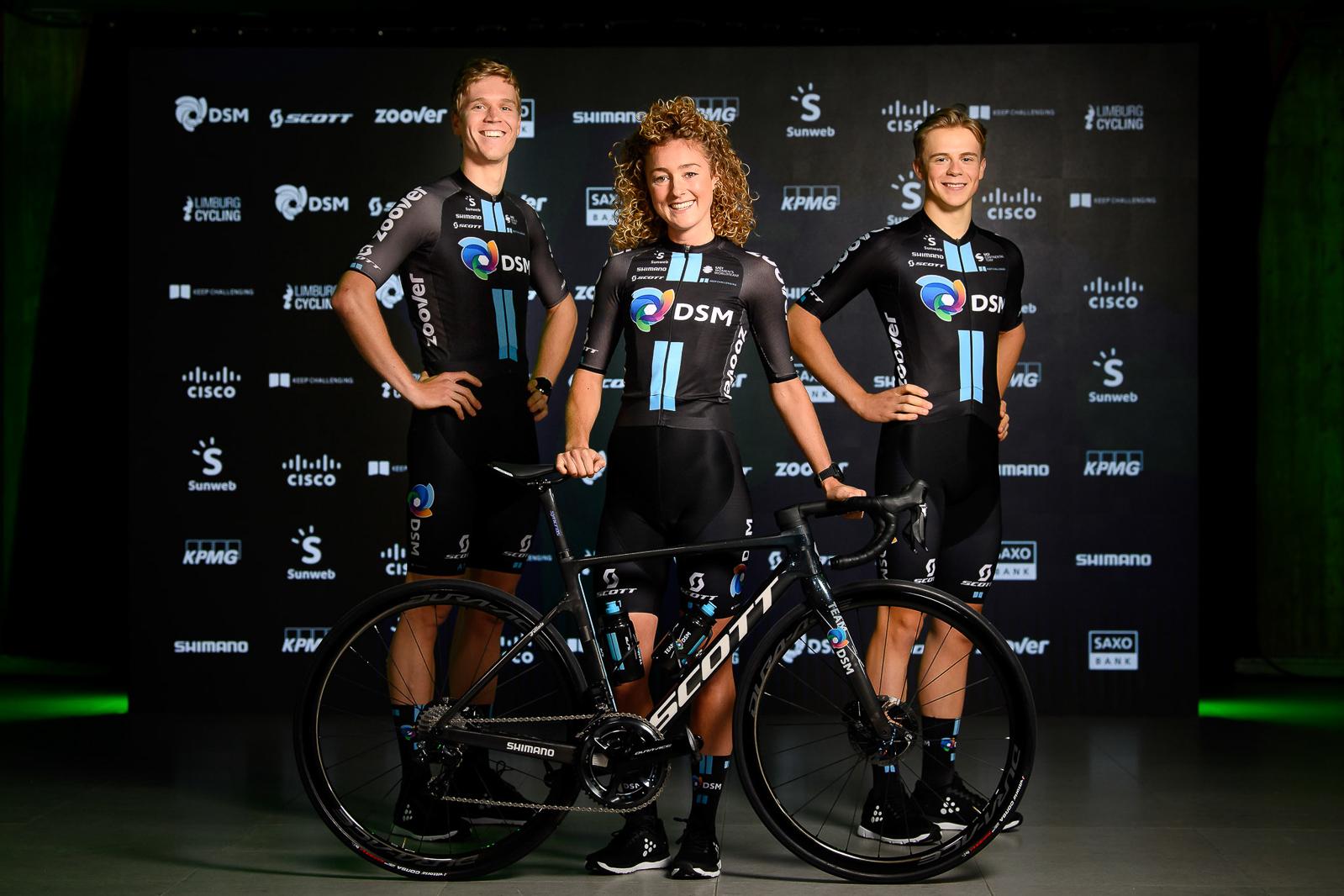 Sunweb drops as title sponsor, team will continue as Team DSM