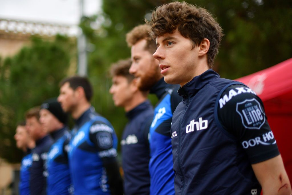 Vini Zabù sign Daniel Pearson for 2021