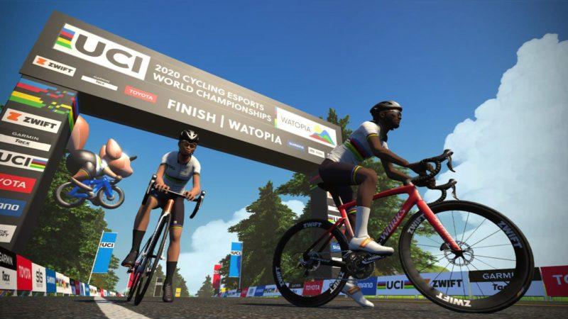 Alles, was Sie über die UCI-Sport-Weltmeisterschaften auf Zwift wissen müssen – VeloNews.com