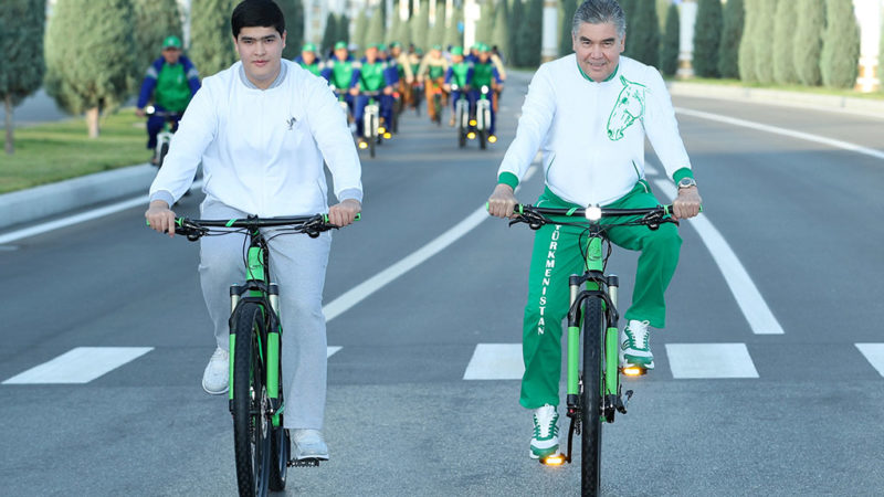 'Covid-free' Turkmenistan to vaccinate riders against virus it won't acknowledge