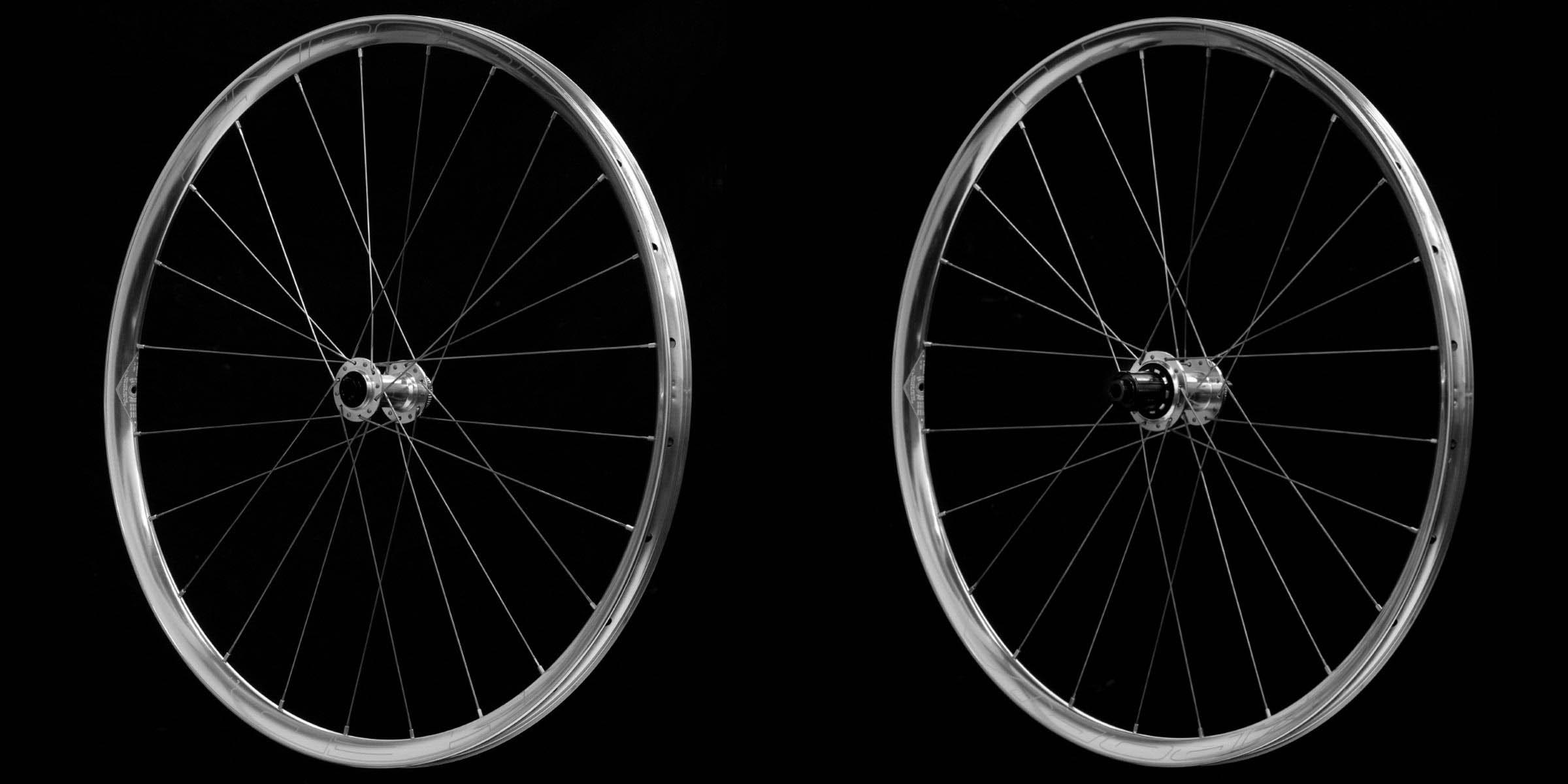 HED poliert die Emporia GA Pro Silver Edition für einen glänzenden Leichtmetall-Kiesradsatz