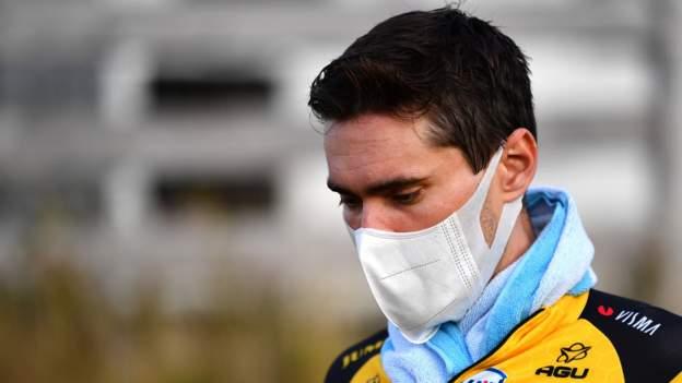 Tom Dumoulin se toma un descanso del ciclismo días después de que Jumbo-Visma anunciara el programa de carreras