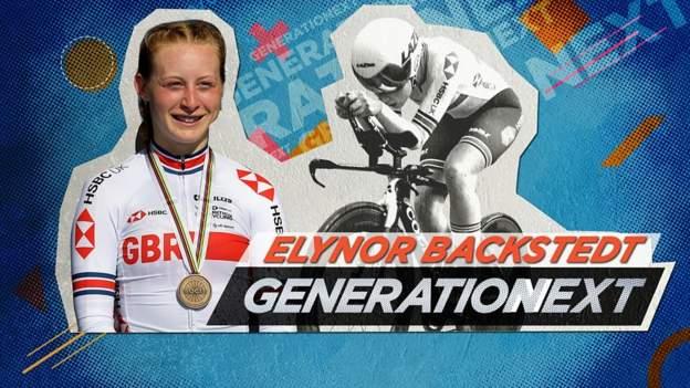 Generation Next: Elynor Backstedt – de fietser die gruwelijke verwondingen overwint in haar poging om een ster te worden