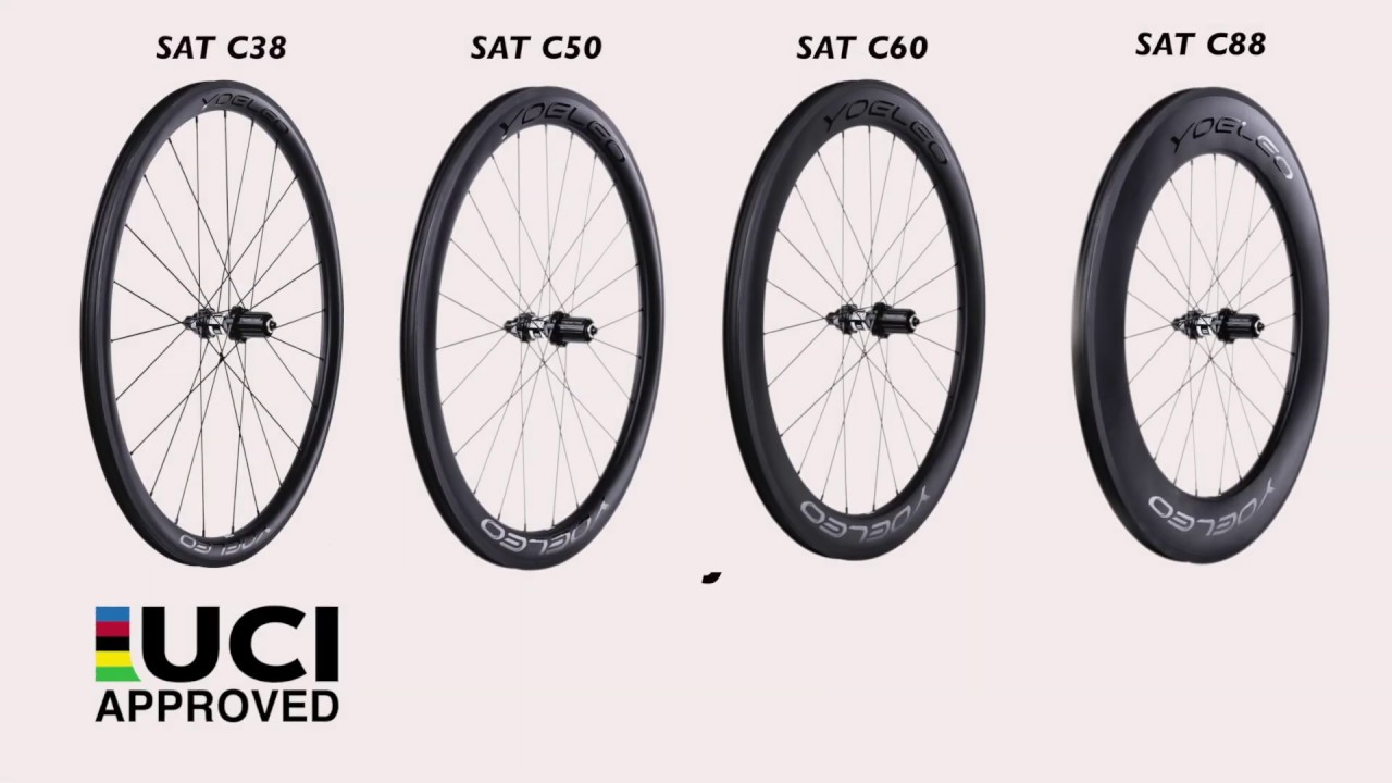 UCI Approved China Carbon Wheels – Super Light & Stiff Yoeleo Road Bike Wheels for Sale
