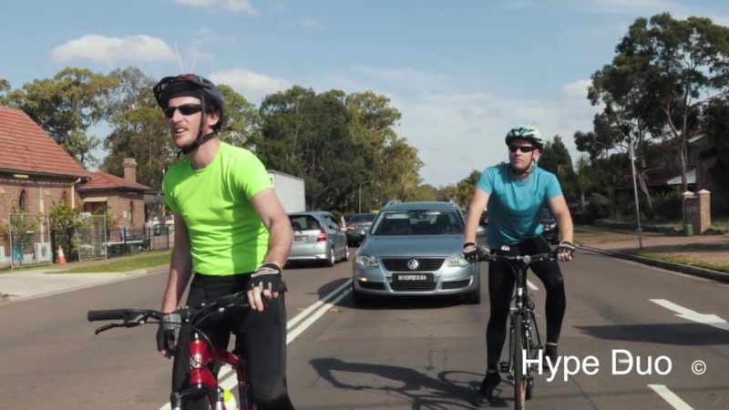 I'm a Cyclist: Hype Duo