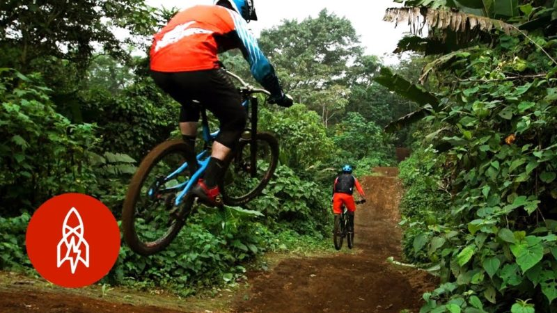Biking to Protect Guatemala's Rainforest