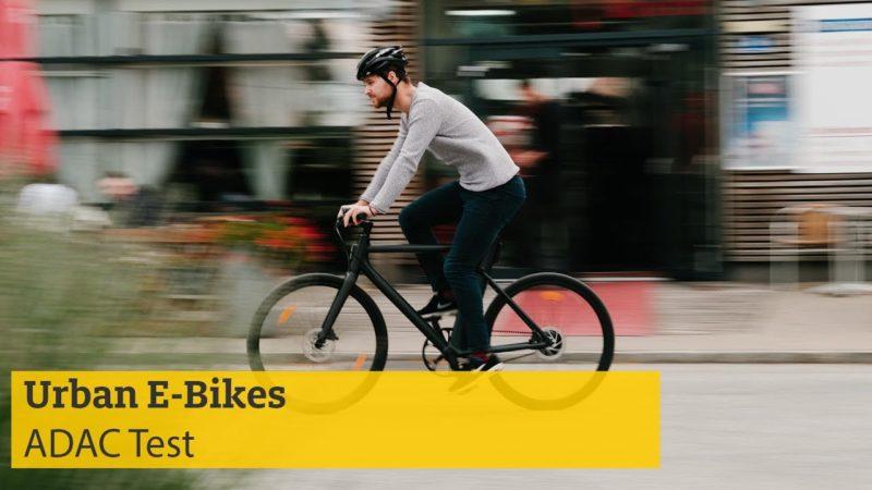 Urban E-Bikes im Test 2020 | ADAC