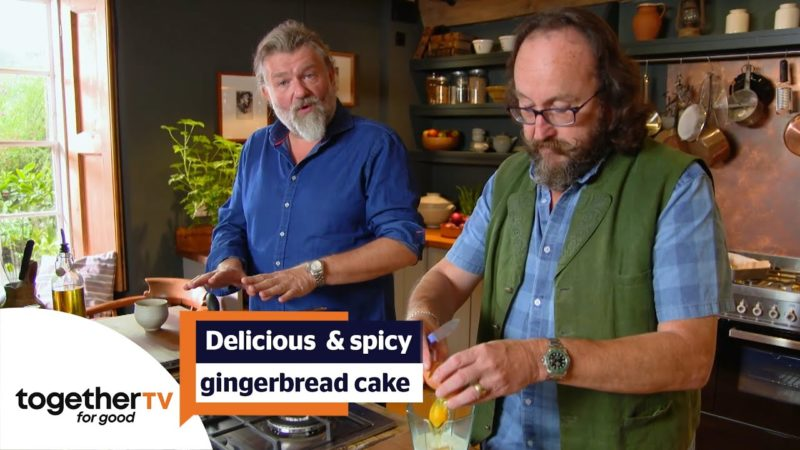 How To Make A Delicious Spicy Gingerbread Cake | The Hairy Bikers Comfort Food