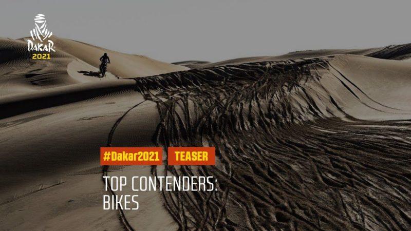 #Dakar2021 – Top Contenders: Bikes
