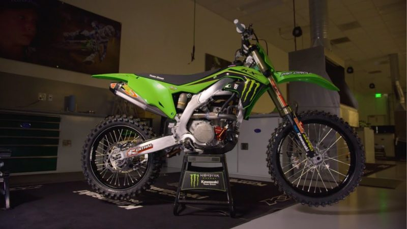 Science of Supercross | Episode 73 (Bike Setup) | Engineered by Kawasaki