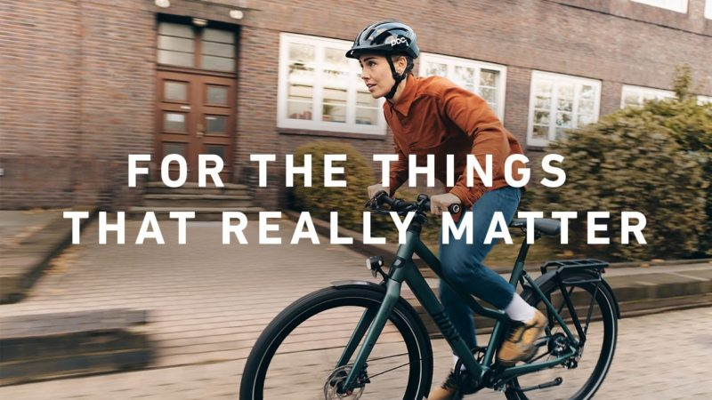 BLACK LAVA – The bike for the things that really matter