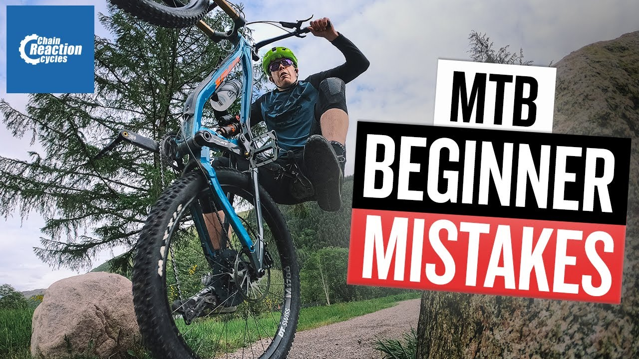 The 8 BIGGEST Mistakes Made by New Mountain Bikers   CRC  