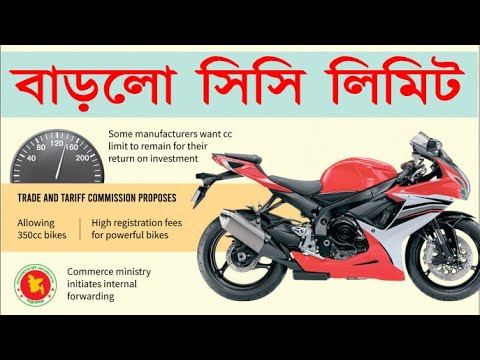 The government will allow 350 cc bikes in Bangladesh.? || Increasing Cc Limit in Bangladesh 2021
