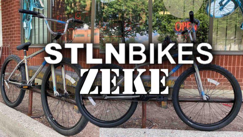 "2016 Stolen Zeke XLT 26"" BMX Unboxing @ Harvester Bikes"