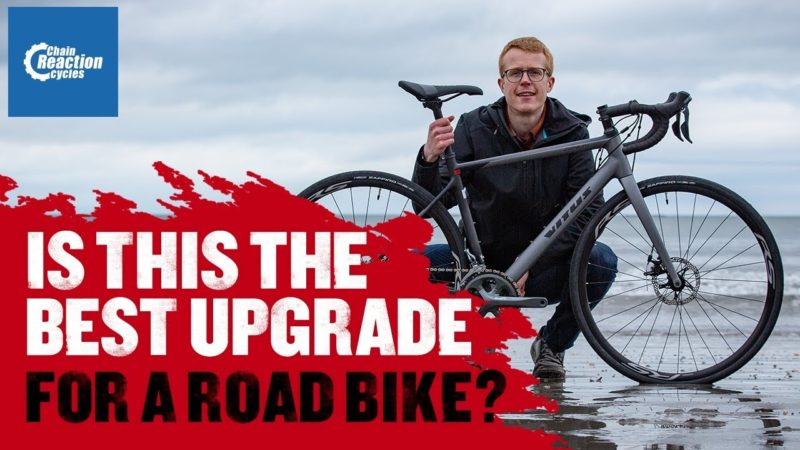 Are wheels the best upgrade for a road bike? | CRC |