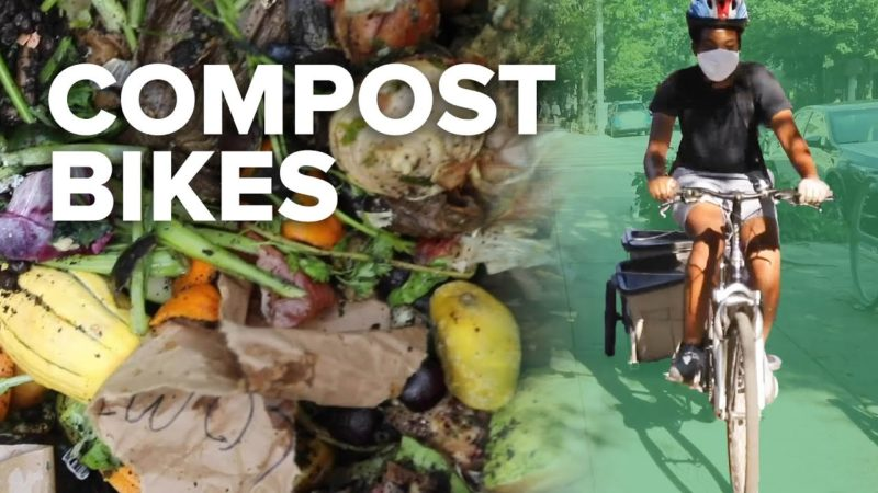 These Compost Bikes Should Be Everywhere