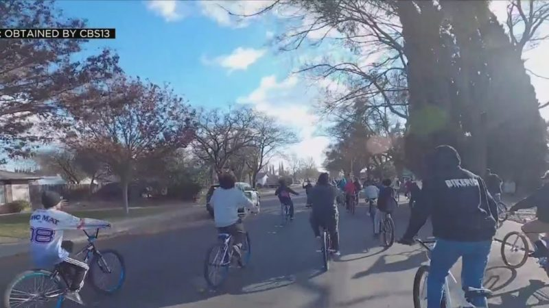 Bike Groups Speaks Out After Modesto Police Release Video Of Weekend Event