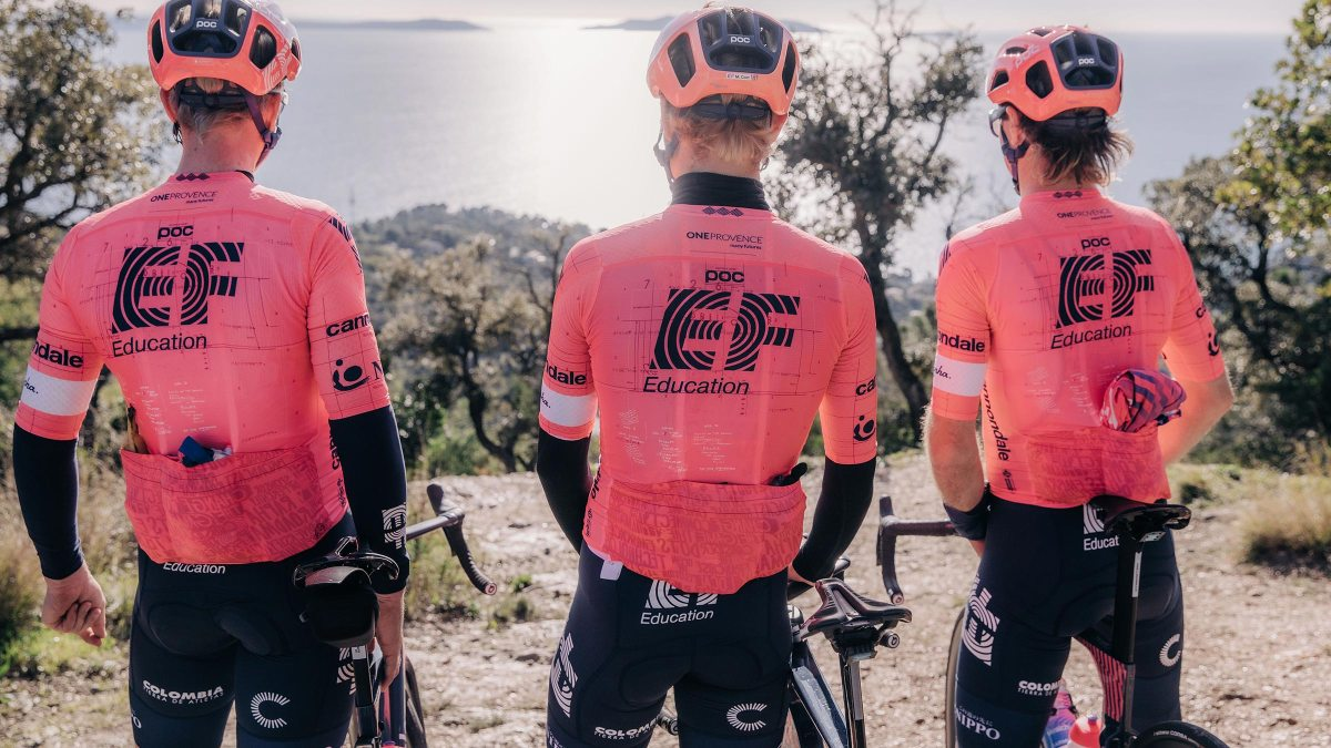 EF Education-Nippo-rijder in afwachting van meer COVID-tests – VeloNews.com