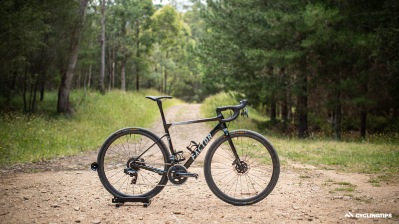 Factor LS gravel bike review: putting the road in 'groad'