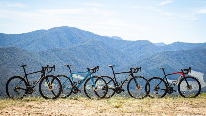 Test sur le terrain 2021: nos préférés des vélos de course sur route de niveau intermédiaire