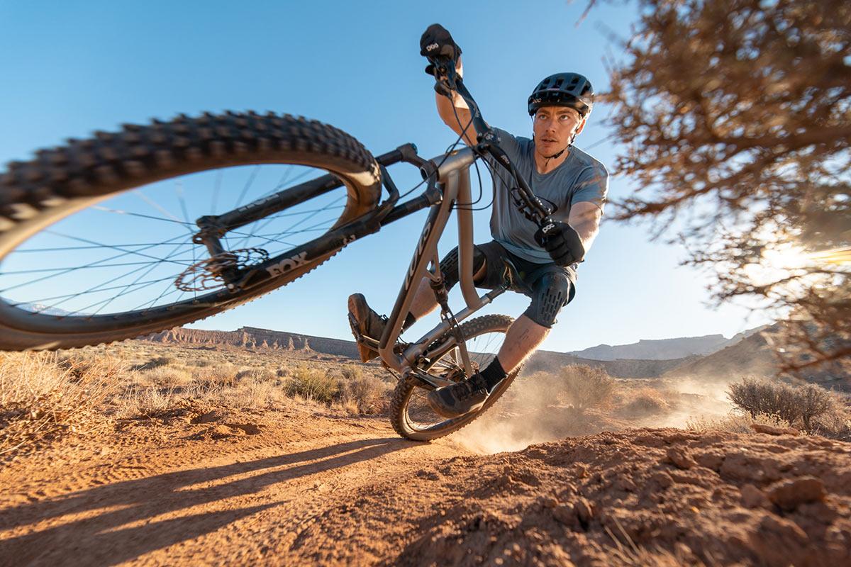 La nuova mountain bike in lega Ibis Ripley AF rende i viaggi brevi più convenienti