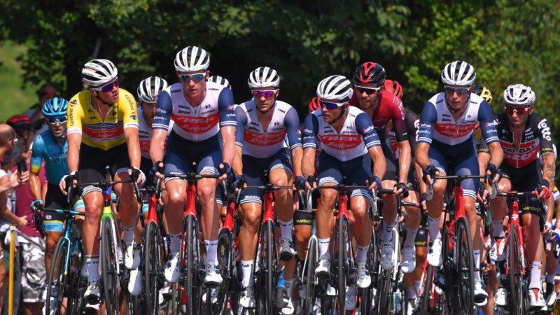 Trek-Segafredo ready to punch above their weight in 2021
