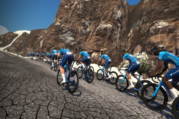 Her er din chance for at deltage i Movistar Zwift racing team