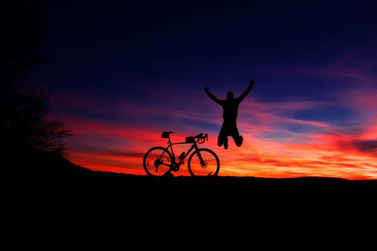 La mia sfida ciclistica 2021