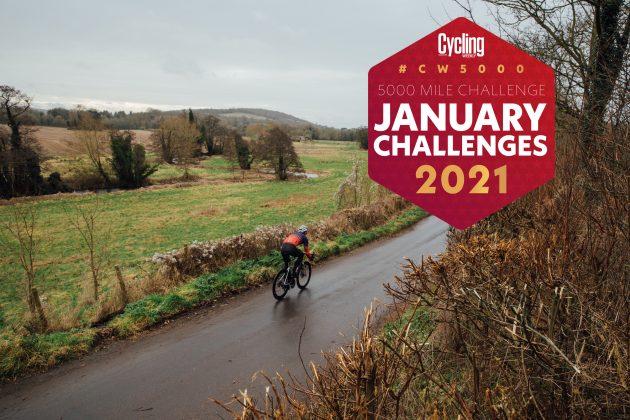 CW5000 januari-uitdagingen – Cycling Weekly