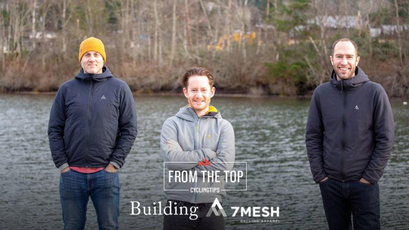 Du haut: comment 7Mesh a été construit