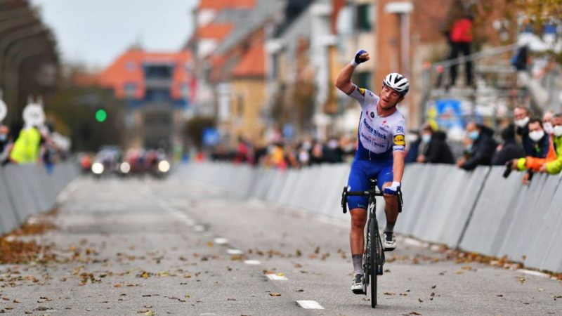 Lampaert: I'm confident for the Classics after 2020 results