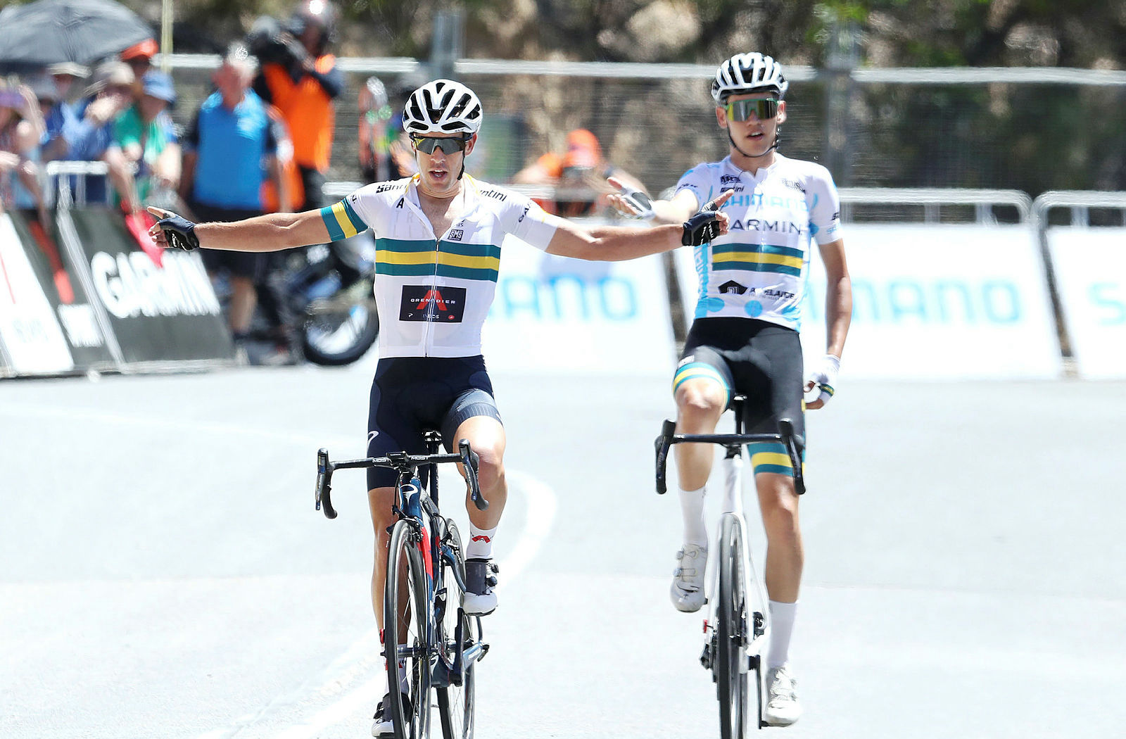 It wasn't the Tour Down Under but the Festival of Cycling was still a triumph